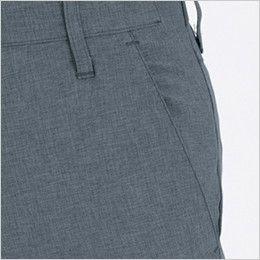 ジーベック 1816 [春夏用]カラーストレッチメンズパンツ(男性用) ポケット付き