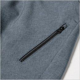 ジーベック 1816 [春夏用]カラーストレッチメンズパンツ(男性用) ファスナーポケット付き