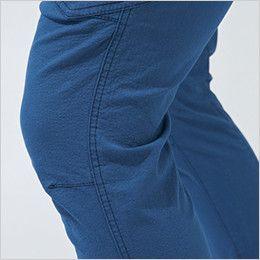 ジーベック 2259 [春夏用]現場服ジョガーパンツ(男性用) 膝回りはストレッチ+プリーツでさらに動きやすく
