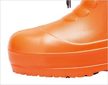 ジーベック 85715 EVA軽量防寒ショート丈長靴  プラスチックキャップ
