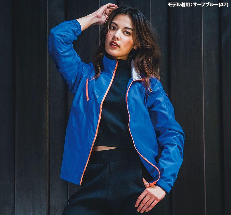 バートル バートル 3170 製品制電スタッフジャケット(男女兼用) 11-3170 ジャケット モデル着用雰囲気1