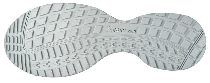 ジーベック 85112 メッシュ静電安全靴 樹脂先芯 アウトソール・靴底