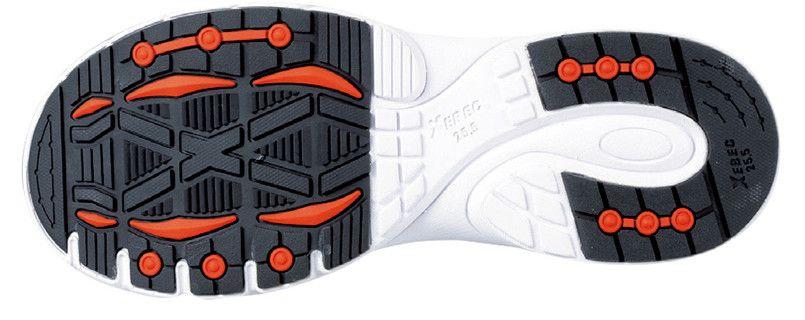ジーベック 85124 セフティシューズ 樹脂先芯 アウトソール・靴底
