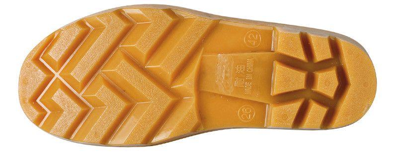 ジーベック 85707 耐油安全長靴 スチール先芯 アウトソール・靴底